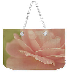 Weekender Tote Bag featuring the photograph Soft Harmony by The Art Of Marilyn Ridoutt-Greene