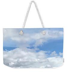 Soft Heavenly Clouds Weekender Tote Bag
