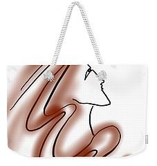 Soft Weekender Tote Bag