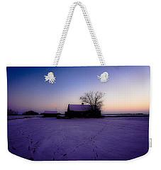 Soft Praire Dusk - Wilkes Farm Weekender Tote Bag