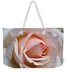 Soft Rose Weekender Tote Bag