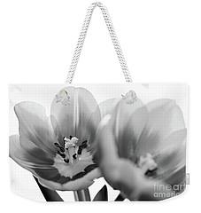 Soft Whispers Weekender Tote Bag by Afrodita Ellerman