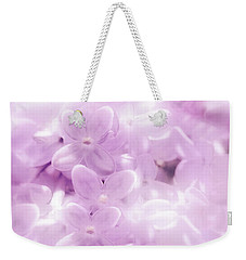 Softly Comes The Spring Weekender Tote Bag by Mark Alder