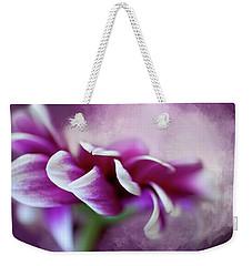 Softly Weekender Tote Bag by Cyndy Doty