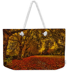 Softly Falls The Evening  Light Weekender Tote Bag