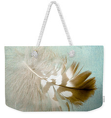 Softly Weekender Tote Bag by Jan Bickerton