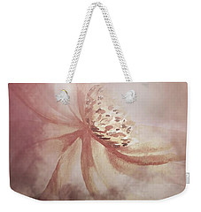 Softly Pink Weekender Tote Bag