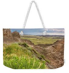 Softly Rumbling Sky Weekender Tote Bag
