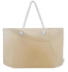 Softly Sensitive Weekender Tote Bag