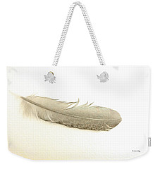 Softness Of A Feather Weekender Tote Bag