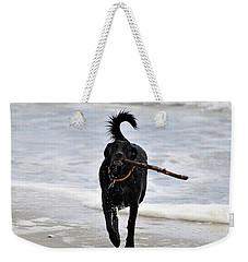 Soggy Stick Weekender Tote Bag