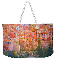 Sogni Di Italia. Weekender Tote Bag by Joe Gilronan