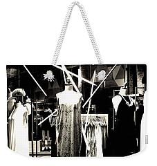 Soho Weekender Tote Bag by NDM Digital Art