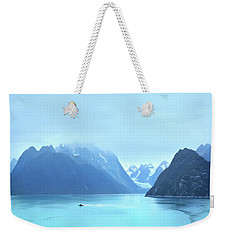 Weekender Tote Bag featuring the photograph Sojourn by John Poon