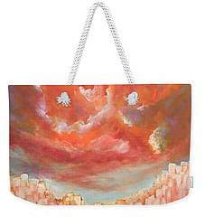 Sojourn Weekender Tote Bag