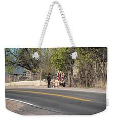 Sojourner Weekender Tote Bag
