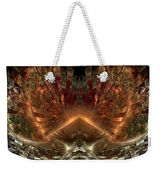 Sol Invictus Weekender Tote Bag by NirvanaBlues