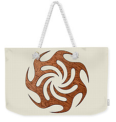 Sol Seven, Fire And Water Weekender Tote Bag
