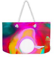 Sol Voyers Weekender Tote Bag by Expressionistart studio Priscilla Batzell