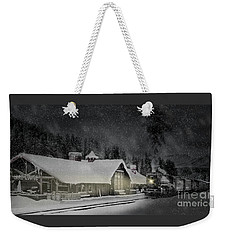Solace From The Storm Weekender Tote Bag