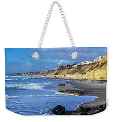 Solana Beach Weekender Tote Bag by Randy Bayne
