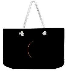 Solar Eclipse 1432 Weekender Tote Bag