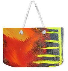 Solar Flare Weekender Tote Bag