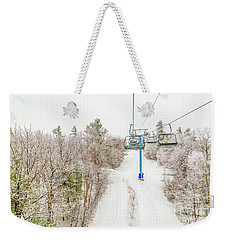 Solar Quad Weekender Tote Bag