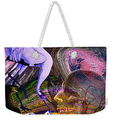 Solar Whisper Winds Of Change Weekender Tote Bag by Joseph Mosley