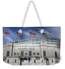 Soldier Field Weekender Tote Bag