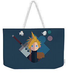 Soldier Weekender Tote Bag by Michael Myers