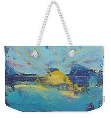Soleil De Joie Weekender Tote Bag