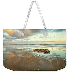 Solitary Rock Weekender Tote Bag