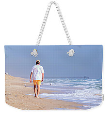 Solitude Weekender Tote Bag by Keith Armstrong