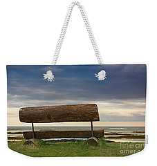 Weekender Tote Bag featuring the photograph Solitude.. by Nina Stavlund