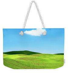 Solo Traveler Weekender Tote Bag