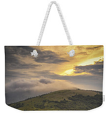 Rocky Sunset - Roan Mountain Weekender Tote Bag