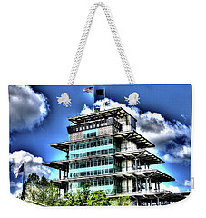 Some Cloudy Day Weekender Tote Bag
