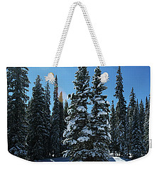 Some Where In Colorado Weekender Tote Bag