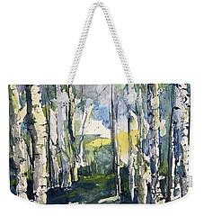 Somebody's Camino  Weekender Tote Bag