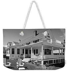 Someday Is Here Weekender Tote Bag by Tricia Marchlik