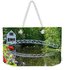 Somesville Bridge Weekender Tote Bag