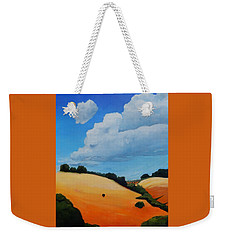 Something About Clouds, Panel 3 Weekender Tote Bag