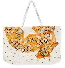 Something Fishy Weekender Tote Bag