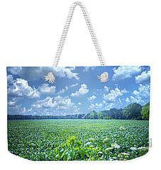 Weekender Tote Bag featuring the photograph Something Good In This World by Phil Koch