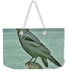 Something To Crow About Weekender Tote Bag