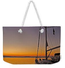 Somewhere Beyond The Sea ... Weekender Tote Bag