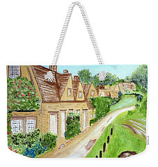 Somewhere In Cotswolds South West England Weekender Tote Bag