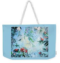Somewhere In Paradise Weekender Tote Bag
