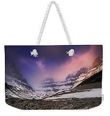 Somewhere In The Canadian Rockies Weekender Tote Bag